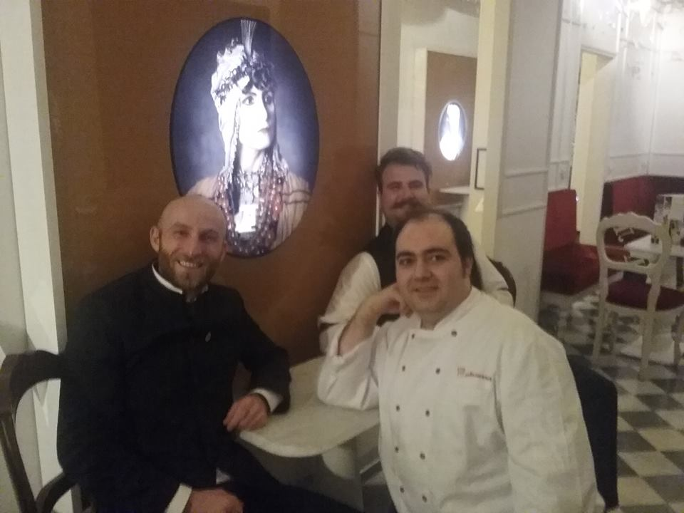 a787397155e1c The Amazing Florian Restaurant in Florence(yes of the Venecia family)